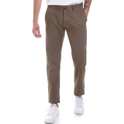 Textil Homem Chinos Gaudi 821BU25007 Verde