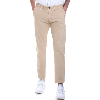 Textil Homem Chinos Gaudi 821BU25007 Bege
