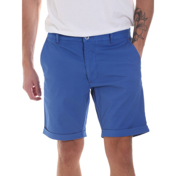 Textil Homem Shorts / Bermudas Gaudi 811FU25023 Azul