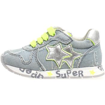 Sapatos Criança Sapatilhas Naturino 2013747-05-1C76 Cinzento