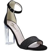 Sapatos Mulher Sandálias Grace Shoes 018TR003 Preto