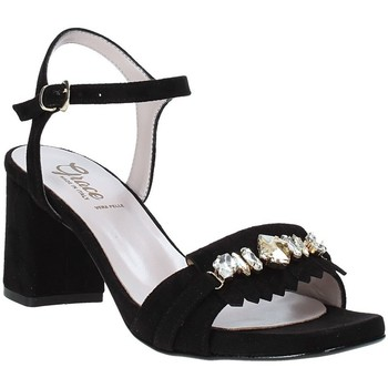 Sapatos Mulher Sandálias Grace Shoes 116V005 Preto