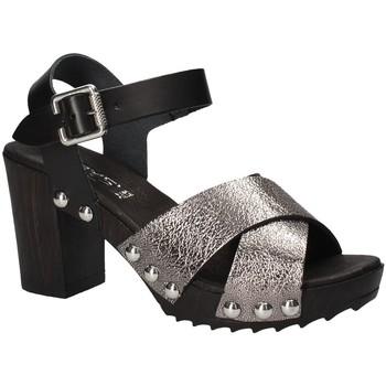 Sapatos Mulher Sandálias Keys 5864 Cinzento