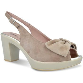 Sapatos Mulher Sandálias Pitillos 2901 Cinzento