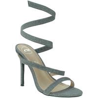Sapatos Mulher Sandálias Exé Shoes G434S881664L Prata
