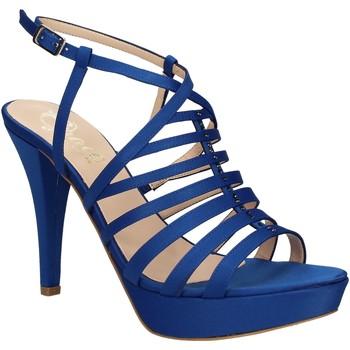 Sapatos Mulher Sandálias Grace Shoes 2078 Azul