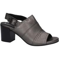 Sapatos Mulher Sandálias Marco Ferretti 660186 Cinzento