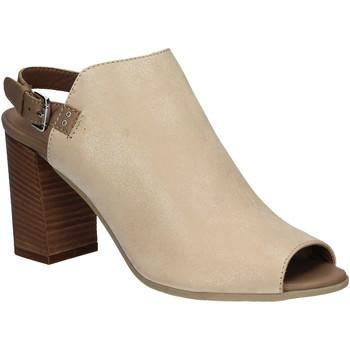 Sapatos Mulher Sandálias Mally 5738 Bege