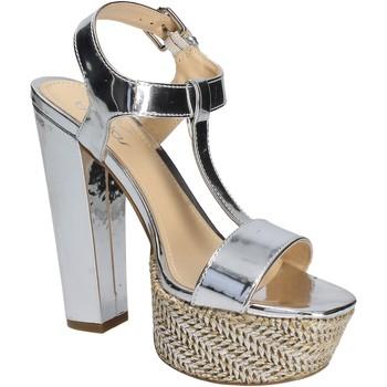 Sapatos Mulher Sandálias Byblos Blu 672135 Prata