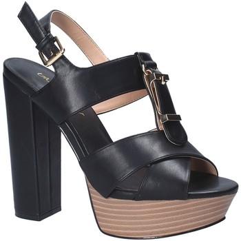 Sapatos Mulher Sandálias Byblos Blu 682358 Preto