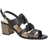 Sapatos Mulher Sandálias Keys 5711 Preto