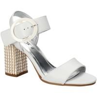 Sapatos Mulher Sandálias Keys 5726 Branco