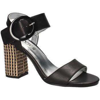 Sapatos Mulher Sandálias Keys 5726 Preto