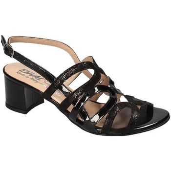 Sapatos Mulher Sandálias Enval 3298300 Preto