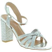 Sapatos Mulher Sandálias Pregunta ICD1719-9 Cinzento