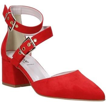 Sapatos Mulher Escarpim Grace Shoes 774004 Vermelho