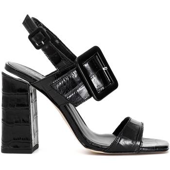 Sapatos Mulher Sandálias Café Noir LE126 Preto
