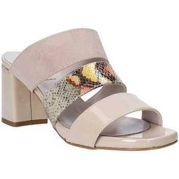 Sapatos Mulher Chinelos Grace Shoes 116003 Bege