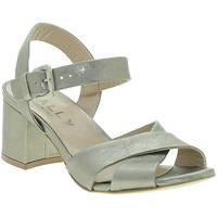 Sapatos Mulher Sandálias Mally 6149 Bege
