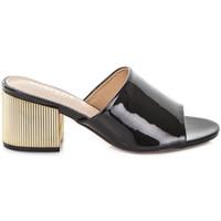 Sapatos Mulher Chinelos Gold&gold A19 GJ113 Preto