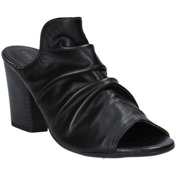 Sapatos Mulher Chinelos Pregunta PF3286 Preto