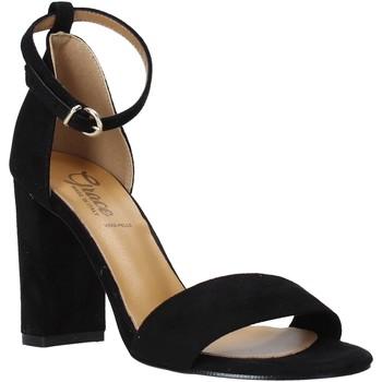 Sapatos Mulher Sandálias Grace Shoes 934G003 Preto