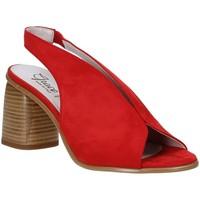 Sapatos Mulher Sandálias Grace Shoes 492S001 Vermelho