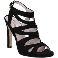Sapatos Mulher Sandálias Grace Shoes 2383003 Preto