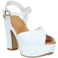 Sapatos Mulher Sandálias Grace Shoes FLY Branco