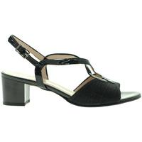 Sapatos Mulher Sandálias Grace Shoes E8127 Preto