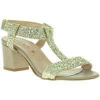 Sapatos Mulher Sandálias Mally 3895 Bege