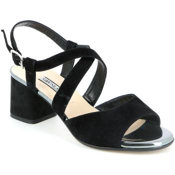 Sapatos Mulher Sandálias Grunland SA1426 Preto