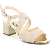 Sapatos Mulher Sandálias Grunland SA1426 Bege