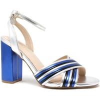 Sapatos Mulher Sandálias Gold&gold A19 GM166 Prata