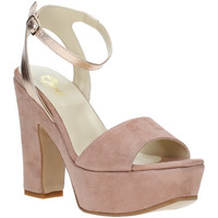 Sapatos Mulher Sandálias Grace Shoes TQ 106 Rosa