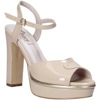 Sapatos Mulher Sandálias Grace Shoes 5753003 Bege