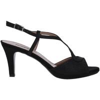 Sapatos Mulher Sandálias Louis Michel 5016 Preto