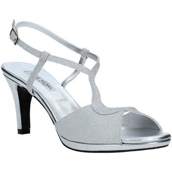 Sapatos Mulher Sandálias Louis Michel 5016 Prata