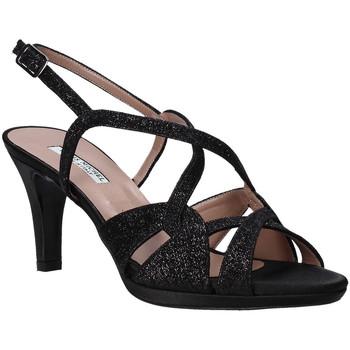 Sapatos Mulher Sandálias Louis Michel 3054 Preto