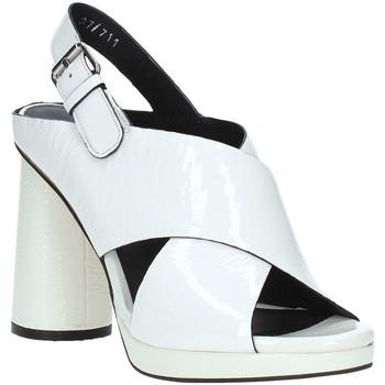 Sapatos Mulher Sandálias Elvio Zanon EJ4408N.C Branco