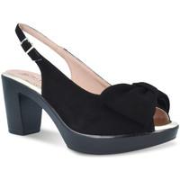 Sapatos Mulher Sandálias Pitillos 2901 Preto