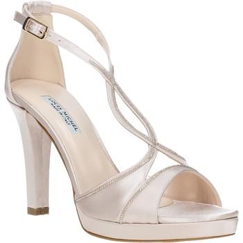 Sapatos Mulher Sandálias Louis Michel 5010 Rosa