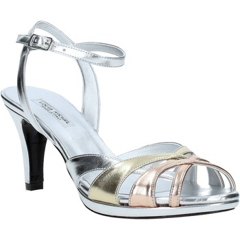 Sapatos Mulher Sandálias Louis Michel 4017 Cinzento