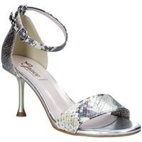 Sapatos Mulher Sandálias Grace Shoes 492G001 Cinzento