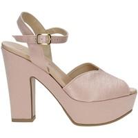 Sapatos Mulher Sandálias Grace Shoes FLY Rosa