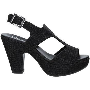 Sapatos Mulher Sandálias Grace Shoes SOMI Preto