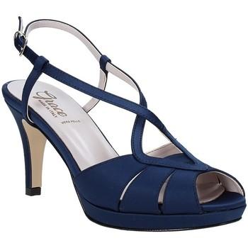 Sapatos Mulher Sandálias Grace Shoes 738E008 Azul