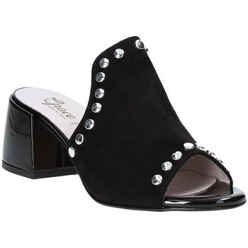 Sapatos Mulher Chinelos Grace Shoes 1576006 Preto