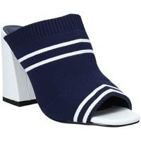 Sapatos Mulher Chinelos Exé Shoes I487F0836H22 Azul