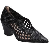 Sapatos Mulher Escarpim Hecos E6 42 Preto